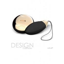 Oeuf vibrant noir télécommandé Lyla 2 - Lelo - Vibromasseur haut de gamme